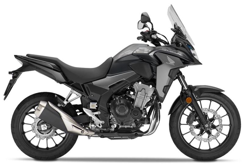 motorcycle photo HONDA - CB 500X(2019) ON-OFF