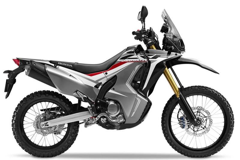 motorcycle photo HONDA - CRF 250 RALLY(2019) ON-OFF