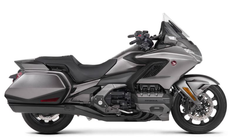 motorcycle photo HONDA - GL 1800 GOLDWING(2019) TOURING