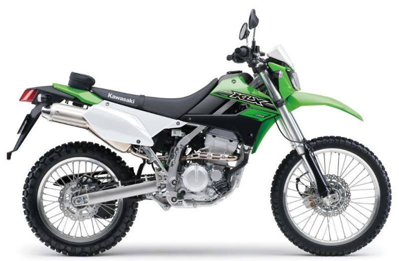 motorcycle photo KAWASAKI - KLX250(2019) ENDURO