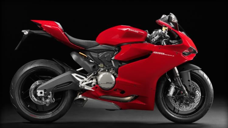 motorcycle photo DUCATI - 899 PANIGALE(2014) SPORT