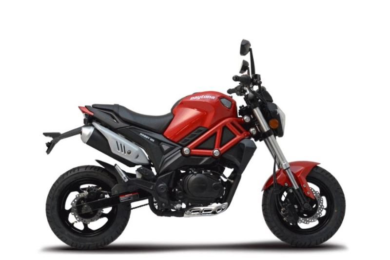 125 daytona hobby 125 2019 125cc mini moto price  specifications  videos 125cc motorcycle daytona hobby 125 2019 125cc mini moto