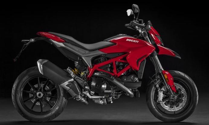motorcycle photo DUCATI - HYPERMOTARD 939(2019) SUPERMOTO