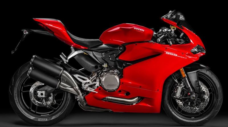 motorcycle photo DUCATI - 959 Panigale(2019) SPORT