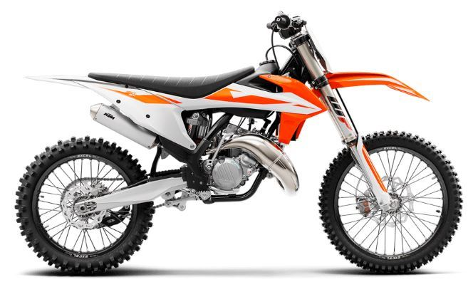 motorcycle photo KTM - 150 SX(2019) MX