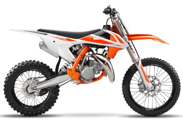 motorcycle photo KTM - 85 SX 17-14(2019) MX