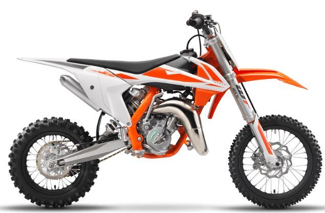 motorcycle photo KTM - 65 SX(2019) MX