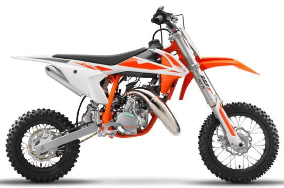 motorcycle photo KTM - 50 SX(2019) MX