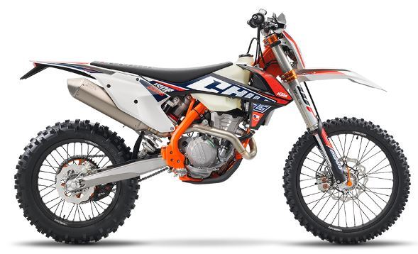 motorcycle photo KTM - 350 EXC-F SIX DAYS(2019) ENDURO