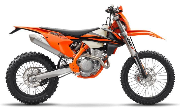 motorcycle photo KTM - 350 EXC-F(2019) ENDURO