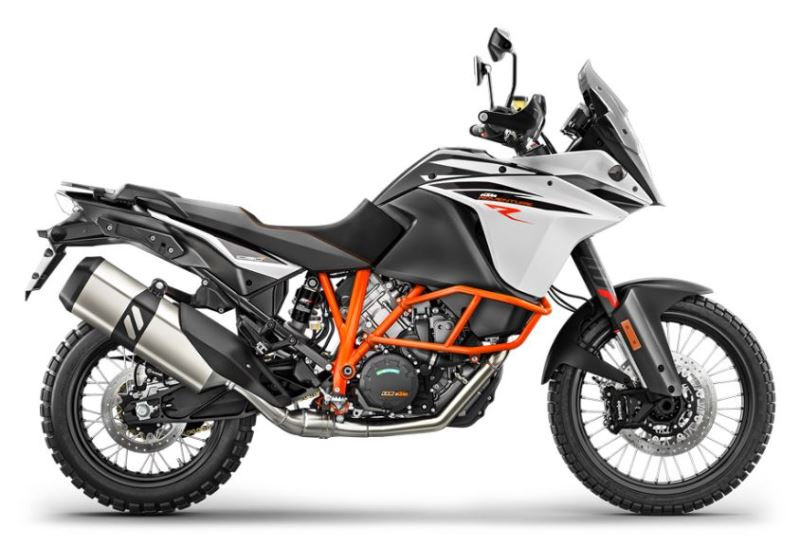 motorcycle photo KTM - 1090 ADVENTURE R(2019) ON-OFF