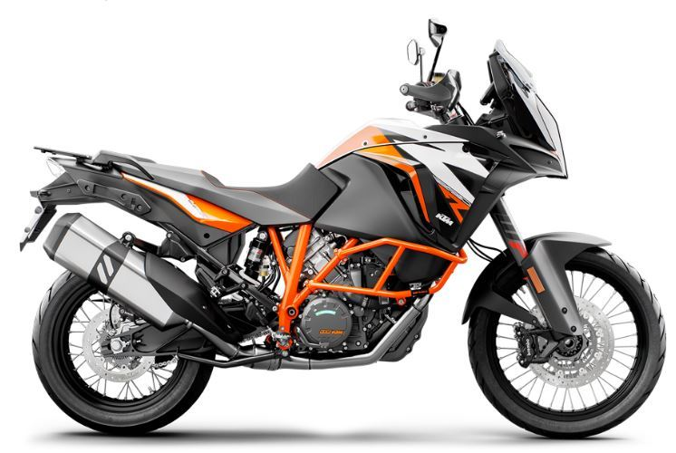 motorcycle photo KTM - 1290 SUPER ADVENTURE R(2019) ON-OFF