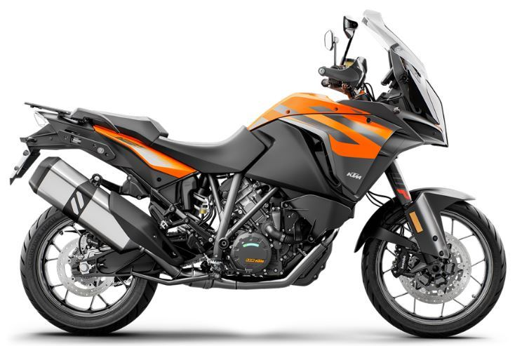 motorcycle photo KTM - 1290 SUPER ADVENTURE S(2019) ON-OFF