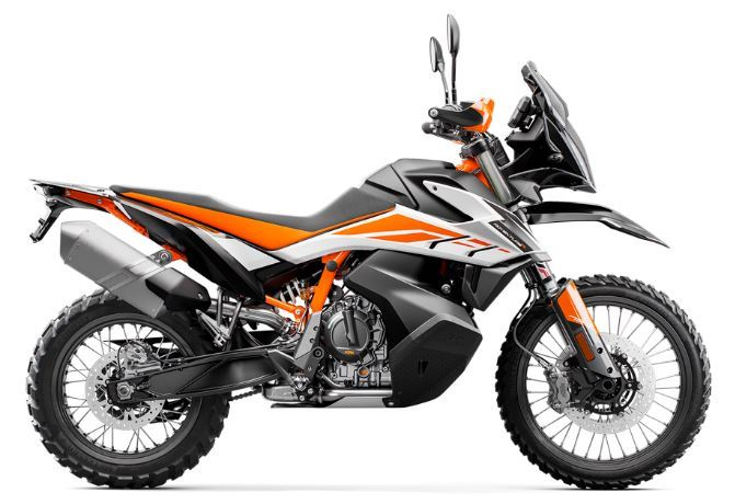 motorcycle photo KTM - 790 ADVENTURE R(2019) ON-OFF