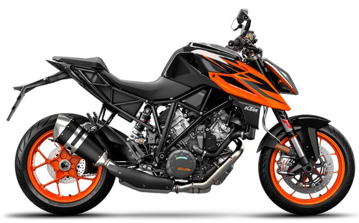 motorcycle photo KTM - 1290 SUPER DUKE R(2019) STREET