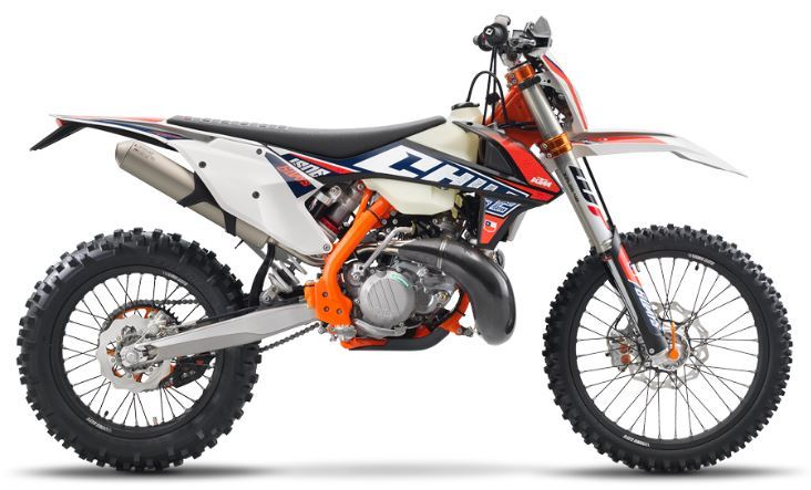 motorcycle photo KTM - 300 EXC TPI SIX DAYS(2019) ENDURO