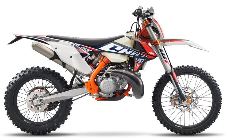 motorcycle photo KTM - 250 EXC TPI SIX DAYS(2019) ENDURO