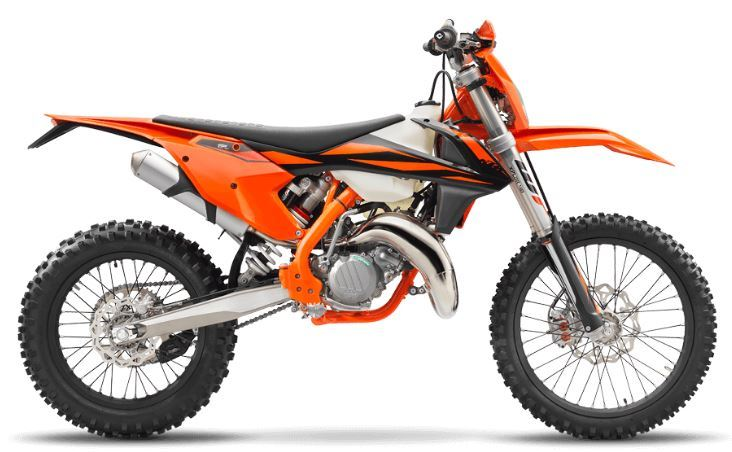 motorcycle photo KTM - 125 XC-W(2019) ENDURO