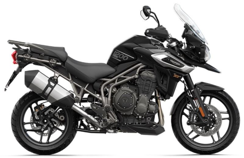 motorcycle photo TRIUMPH - TIGER 1200 XRX(2019) ON-OFF