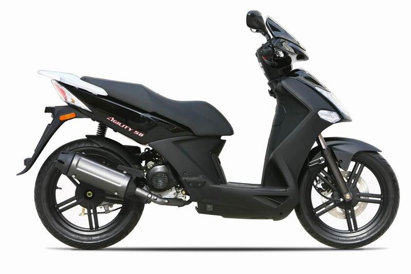 motorcycle photo KYMCO - AGILITY CITY 50 2T(2014) SCOOTER