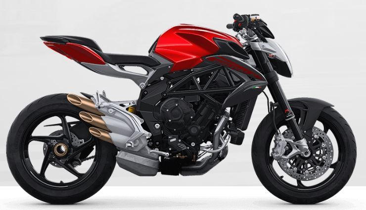motorcycle photo MV AGUSTA - BRUTALE 800(2019) STREET