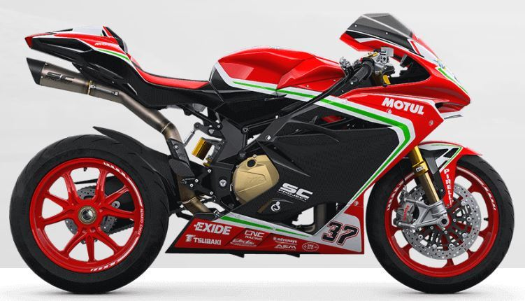 motorcycle photo MV AGUSTA - F4 RC(2019) SPORT