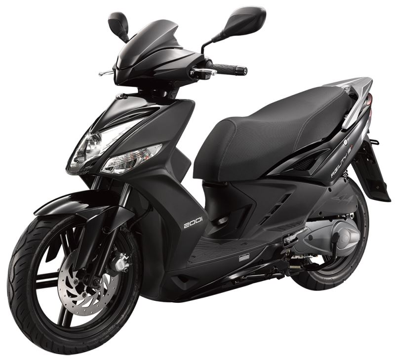 motorcycle photo KYMCO - AGILITY 16+ 200i(2014) SCOOTER