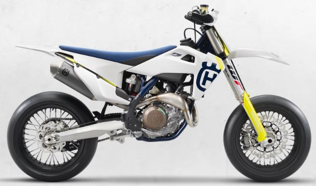 motorcycle photo HUSQVARNA - FS 450(2019) SUPERMOTO