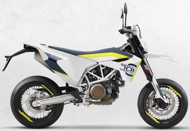 motorcycle photo HUSQVARNA - 701 SUPERMOTO(2019) SUPERMOTO