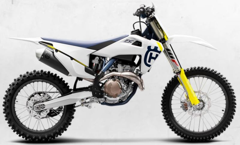 motorcycle photo HUSQVARNA - FC 350(2019) MX