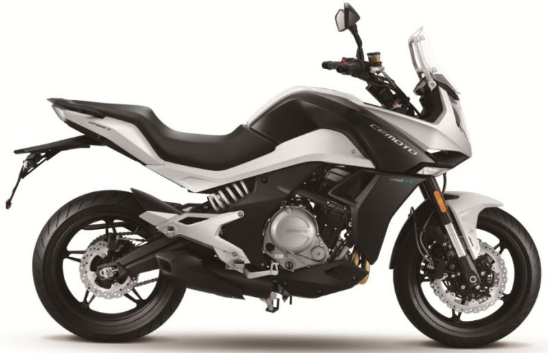 motorcycle photo CF MOTO - 650MT(2019) SP.TOURING