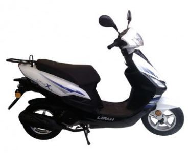 motorcycle photo LIFAN - X3 50(2019) SCOOTER