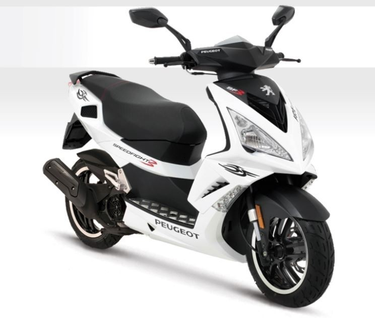 peugeot speedfight 3 125 2019 125cc scooter price specifications videos. Black Bedroom Furniture Sets. Home Design Ideas