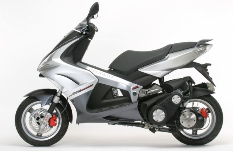 motorcycle photo PEUGEOT - JETFORCE 125 COMPRESSOR(2019) SCOOTER