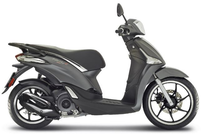 motorcycle photo PIAGGIO - LIBERTY S 125 ABS(2019) SCOOTER