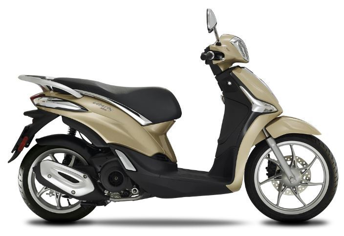 motorcycle photo PIAGGIO - LIBERTY 150 ABS(2019) SCOOTER