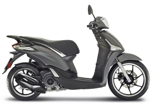 motorcycle photo PIAGGIO - LIBERTY S 150 ABS(2019) SCOOTER