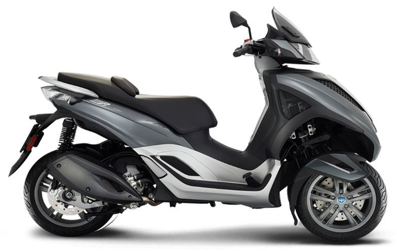 motorcycle photo PIAGGIO - MP3 YOURBAN 300(2019) SCOOTER