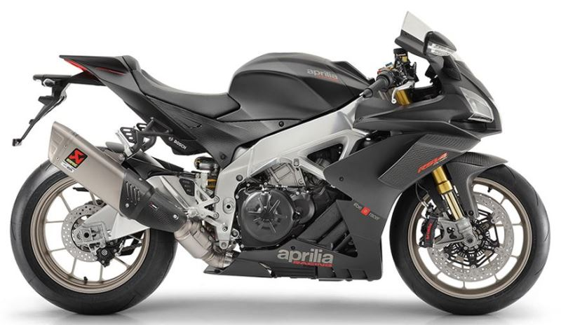 motorcycle photo APRILIA - RSV4 1100 FACTORY(2019) SPORT