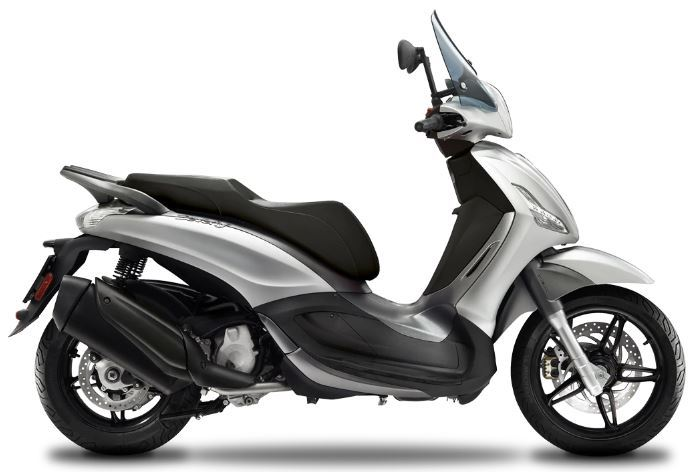 motorcycle photo PIAGGIO - BEVERLY 350 S ABS ASR(2019) SCOOTER