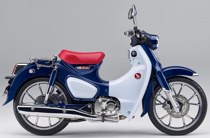 motorcycle photo HONDA - SUPER CUB 125(2019) PAPAKI