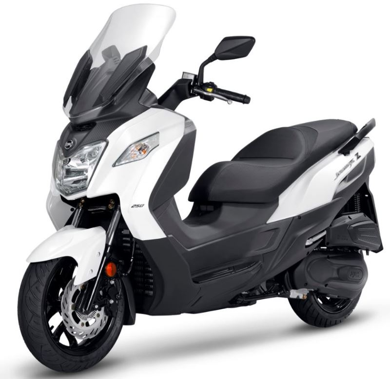 motorcycle photo SYM - JOYMAX Z 250(2019) SCOOTER