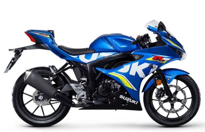 motorcycle photo SUZUKI - GSX-R 125 ABS MOTO GP(2020) SPORT