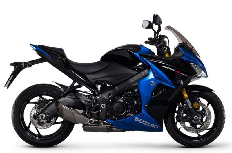 motorcycle photo SUZUKI - GSX-S 1000F ABS(2020) SPORT