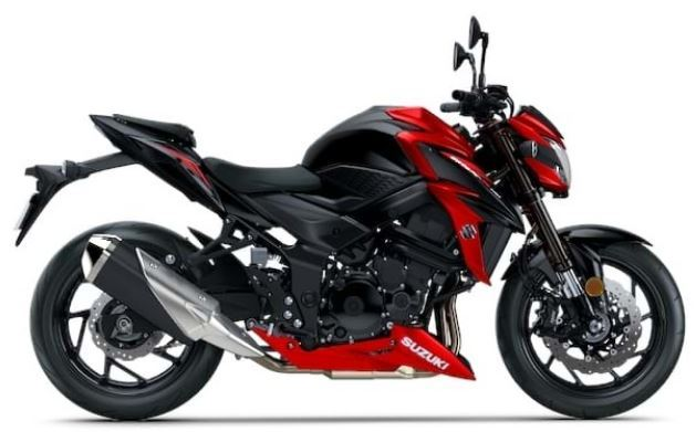 motorcycle photo SUZUKI - GSX-S 750 ABS(2020) SPORT