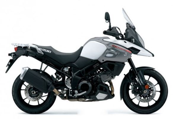 motorcycle photo SUZUKI - V-STROM 1000 ABS(2020) ON-OFF