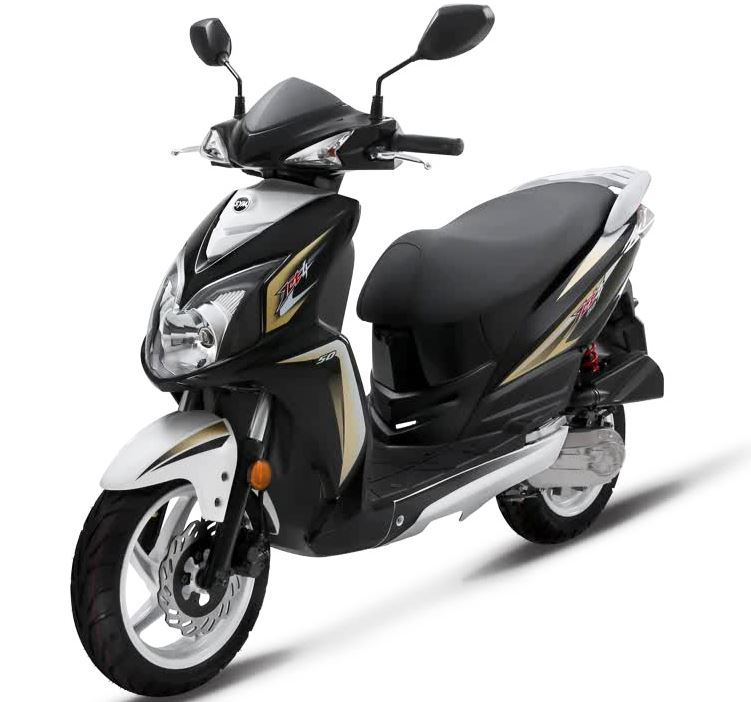 motorcycle photo SYM - JET4 125(2020) SCOOTER