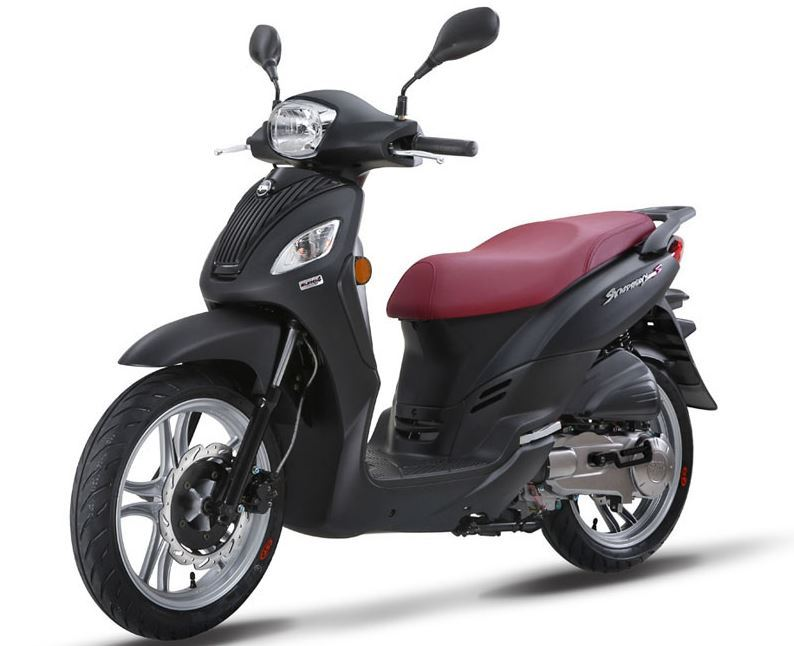 motorcycle photo SYM - SYMPHONY S 50(2020) SCOOTER