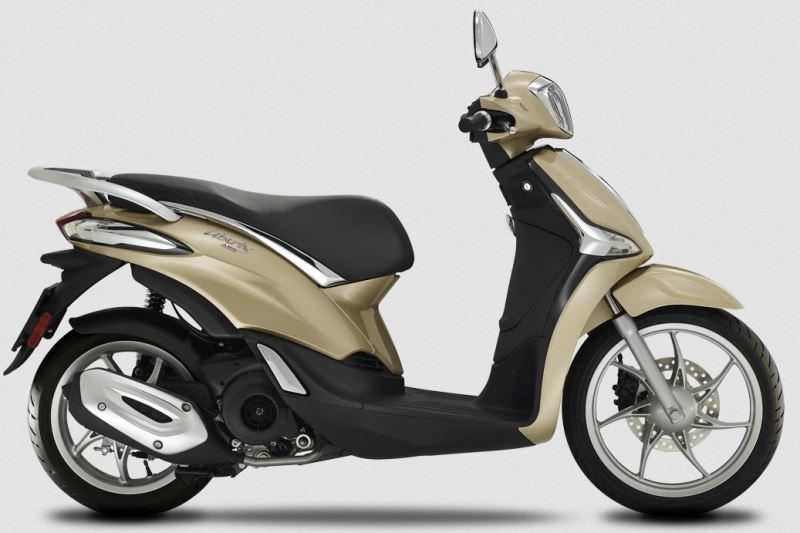 motorcycle photo PIAGGIO - LIBERTY 150 ABS(2020) SCOOTER