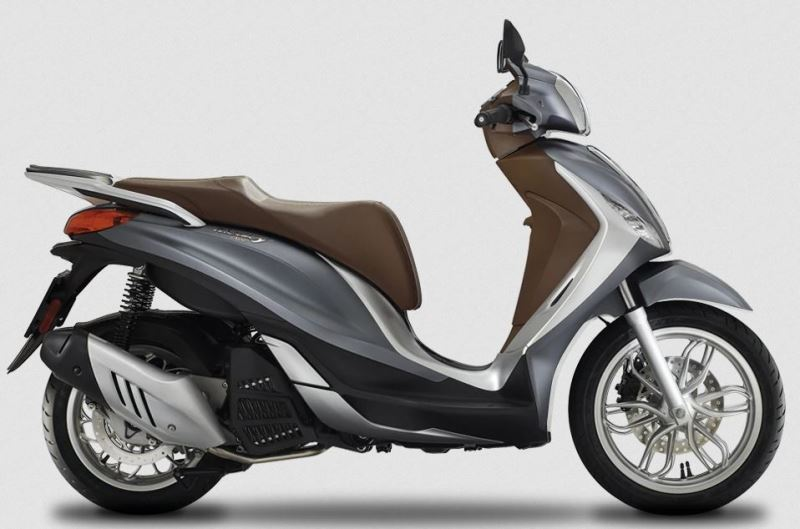 motorcycle photo PIAGGIO - MEDLEY 125 ABS(2020) SCOOTER